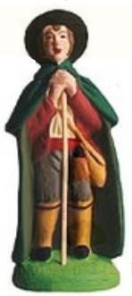 Berger Appuyé Jeune (Young Shepherd)