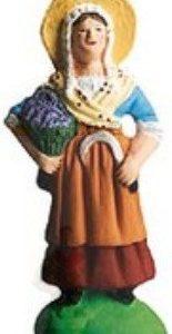 Femme A La Lavande (Woman with Lavender)
