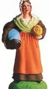 Femme Au Berceau (Woman with Cradle)