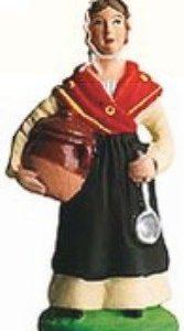 Femme Aux Limaçons (Woman with Pot of Snails)