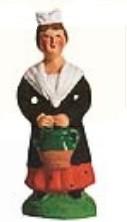 Mireille A La Cruche (Mireille with a Jug)