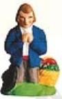 Prieur (Man Praying)
