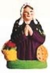 Prieuse (Woman Praying)