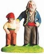 Aveugle Et Son Fils (Blind man & Son)