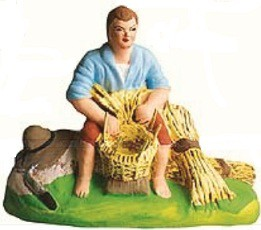 Vincent Le Vannier (Basket Maker)