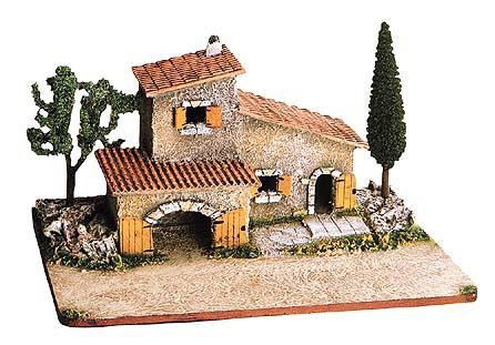 Mas Provençal No 1 avec arbres