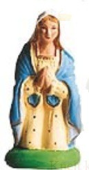 Virge A Genou (Kneeling Mary)