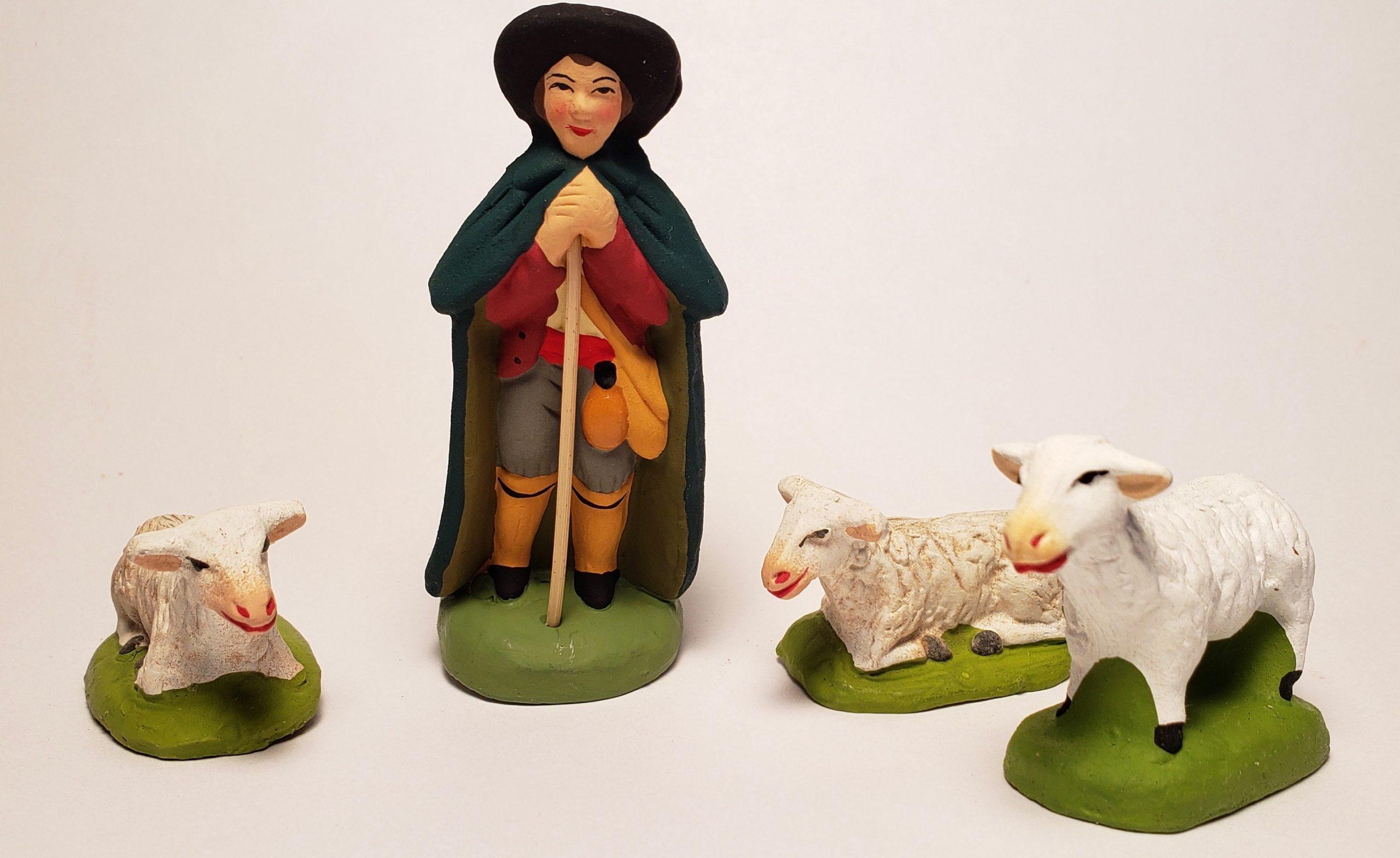 Young Shepherd Gift Set